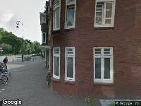 112 melding Ambulance naar Weerdsingel O.Z. in Utrecht