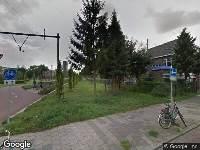 112 melding Ambulance naar Notebomenlaan in Utrecht