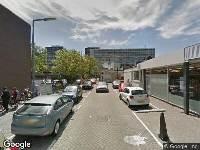 112 melding Ambulance naar Baarlandhof in Rotterdam