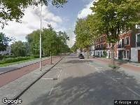 112 melding Ambulance naar Sophiakade in Rotterdam