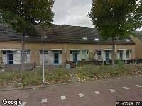 Ambulance naar Boutschieter in Spijkenisse