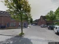 112 melding Brandweer naar Schepenenlaan in Zwolle vanwege waarnemen gaslucht
