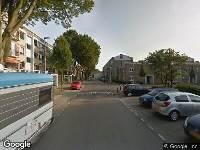 112 melding Politie naar Herderplein in Utrecht vanwege aanrijding met letsel