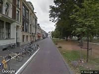 112 melding Brandweer naar Lucasbolwerk in Utrecht