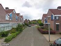 112 melding Brandweer naar Snavel van Emekamp in Zwolle