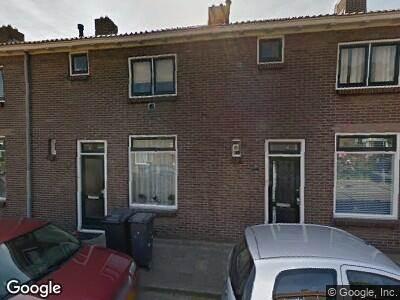 Ambulance naar Prof. Wattjesstraat in Utrecht