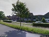 112 melding Ambulance naar Van der Waalsdreef in Maassluis