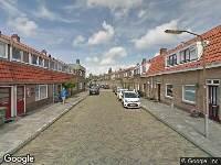 112 melding Ambulance naar Karolingenstraat in Haarlem