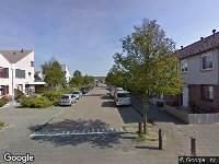 112 melding Ambulance naar Pelmolen in Maassluis