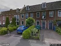 Ambulance naar Bergenboulevard in Amersfoort