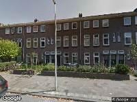 Ambulance naar Engelen van Pijlsweertstraat in Utrecht