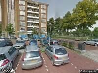 Brandweer naar Oude Pijlsweerdstraat in Utrecht vanwege verkeersongeval