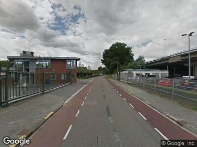 Brandweer naar Veilingweg in Rotterdam