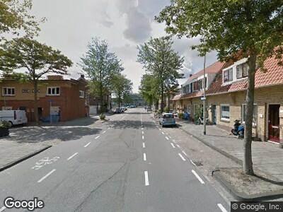 Brandweer naar Merovingenstraat in Haarlem vanwege waarnemen gaslucht