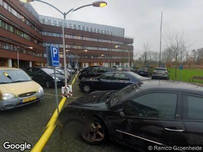 Ambulance naar Vlietlandplein in Schiedam