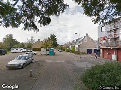 Ambulance naar Ter Braaklaan in Uithoorn