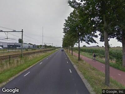 Brandweer naar Liesbosweg in Etten-Leur