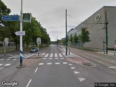 Ambulance naar Volmerlaan in Rijswijk