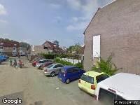 112 melding Brandweer naar Suze Groeneweg-erf in Dordrecht vanwege brand