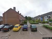 112 melding Ambulance naar Breitnerstraat in Oud-Beijerland