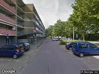 112 melding Brandweer naar Kortlandplaats in Arnhem