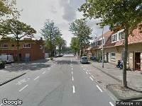 112 melding Brandweer naar Merovingenstraat in Haarlem vanwege waarnemen gaslucht