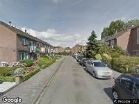 112 melding Ambulance naar Van Schagenhof in Ter Aar