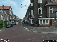 112 melding Besteld ambulance vervoer naar Steegoversloot in Dordrecht