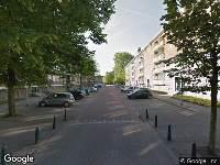 112 melding Ambulance naar Beeningerstraat in Rotterdam