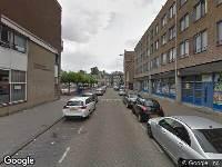 112 melding Ambulance naar Van Meursstraat in Rotterdam