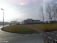 Brandweer naar Planetenlaan in Leeuwarden vanwege brand