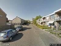 112 melding Besteld ambulance vervoer naar Mr. Van Houtenstraat in Ridderkerk