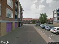 Brandweer naar Goeman Borgesiusstraat in Gouda