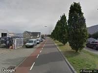 112 melding Ambulance naar Veldsteen in Breda
