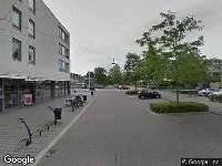 112 melding Besteld ambulance vervoer naar Manis Krijgsmanhof in 's-Hertogenbosch
