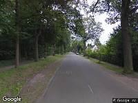 112 melding Ambulance naar Oude Liesboslaan in Breda
