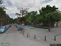 112 melding Ambulance naar Willem Beukelszstraat in Rotterdam