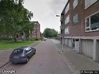 Brandweer naar Van Ummenstraat in Zwolle