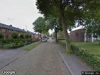 Brandweer naar Langelaan in Surhuisterveen