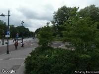 112 melding Ambulance naar Willemstraat in Breda