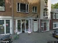 112 melding Brandweer en politie naar Elly Lamakerplantsoen in Arnhem