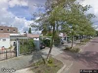 112 melding Ambulance naar Poldersmeetlaan in Zuidland