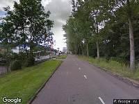 112 melding Besteld ambulance vervoer naar Anton Philipsweg in Uithoorn