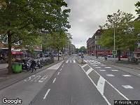 112 melding Besteld ambulance vervoer naar Jan van Galenstraat in Amsterdam