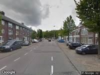 112 melding Ambulance naar Scharenburgstraat in Breda