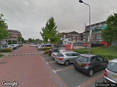 Brandweer naar Monseigneur Driessenstraat in Roermond