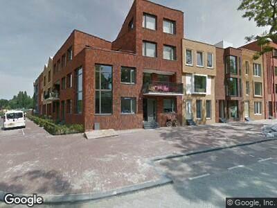 Ambulance naar Paradijslaan in Rotterdam