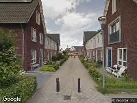 112 melding Ambulance naar Vanillestraat in Nijmegen