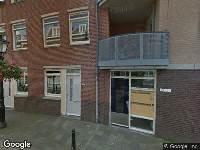 112 melding Ambulance naar Bergstraat in Utrecht