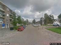 112 melding Ambulance naar Mauritslaan in Waddinxveen